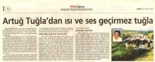 Posta Gazetesi - Haziran 2007