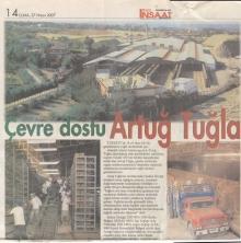 Hürriyet Çukurova - Nisan 2007