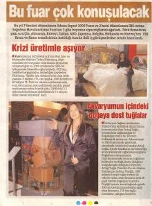Hürriyet Çukurova - Şubat 2010