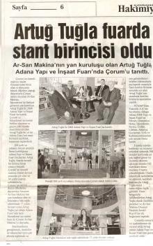 Çorum Hakimiyet - 2008