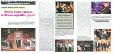 Rapor Dergisi - Aralık 2008